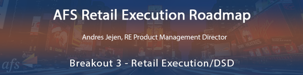 AFS Retail Execution Roadmap