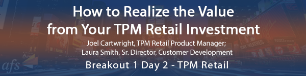 How to Realize the Value from Your TPM Retail Investment