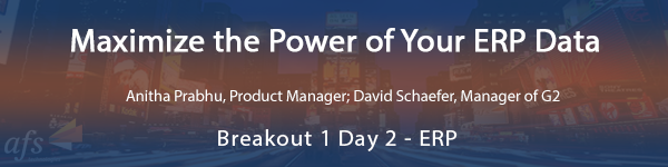 Maximize the Power of Your ERP Data
