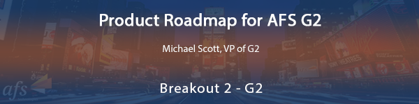 Product Roadmap for AFS G2