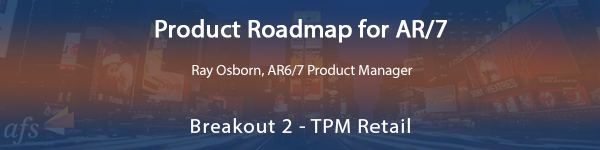 Product Roadmap for AR7