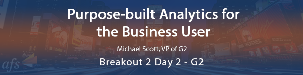 Purpose‐built Analytics for the Business User
