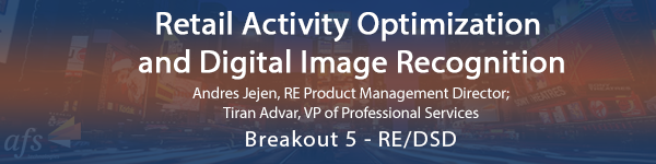 Retail Activity Optimization  and Digital Image Recognition