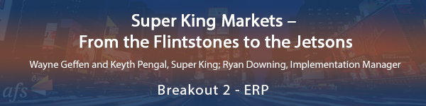 Super King Markets – From the Flintstones to the Jetsons