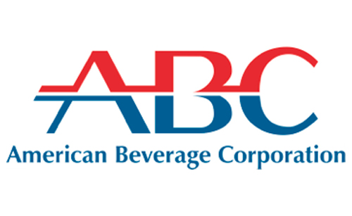 American Beverage Corporation Logo Publicly Traded Food And