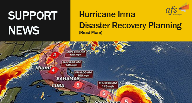 Hurricane strike recovery planning
